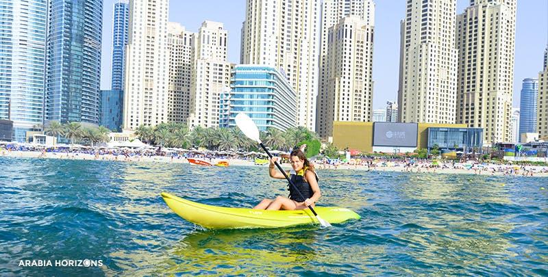 Kayaking / Canoeing