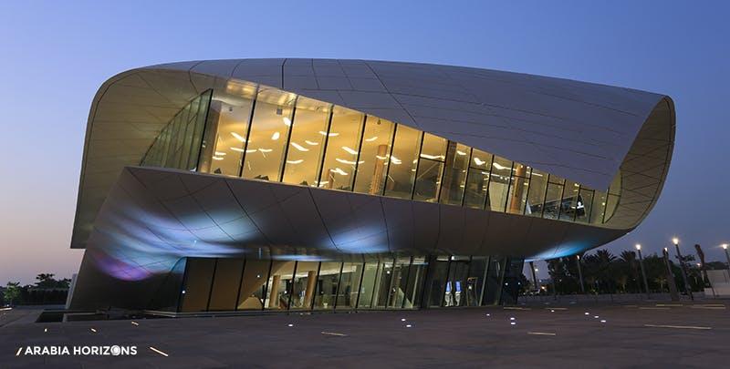 Al Shindaga + Etihad Museum