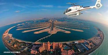 Atlantis Helicopter Tour
