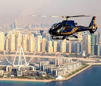 Atlantis Helicopter Tour