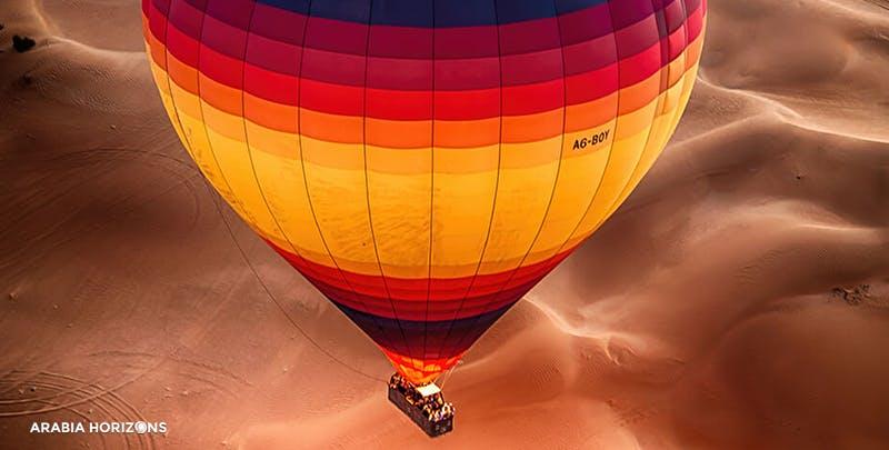 Overnight Desert Safari & Sunrise Balloon