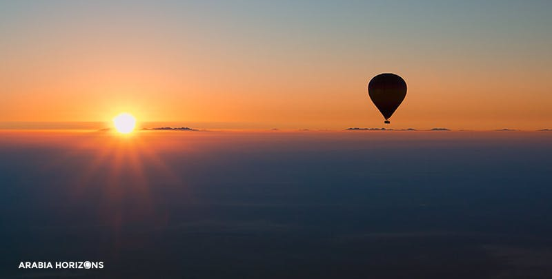 Hot Air Balloon Ride (shared) Private Picnic and Wildlife Safari in Range Rover