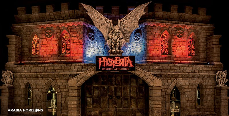 Hysteria Haunted Attractions