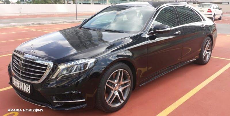 Luxury Car Transfer