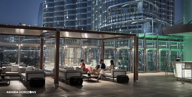 Burj Khalifa - The Burj Club