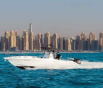 Speed Boat Cruise