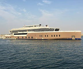 Lotus Megayacht Brunch Cruise