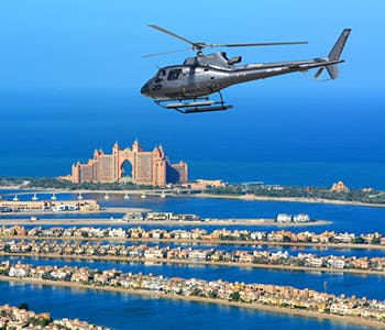 Helicopter Tour with Transfers