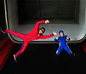 IFly indoor skydive