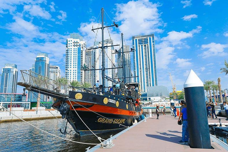 Sightseeing Dubai Cruise