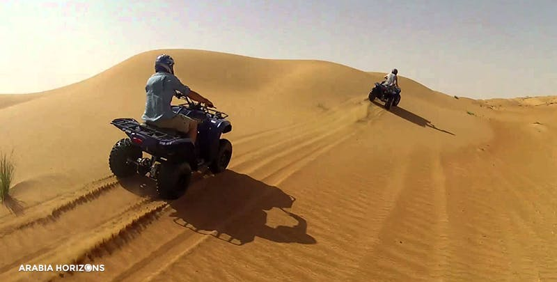 Extreme Adventure Quad Bike Tour