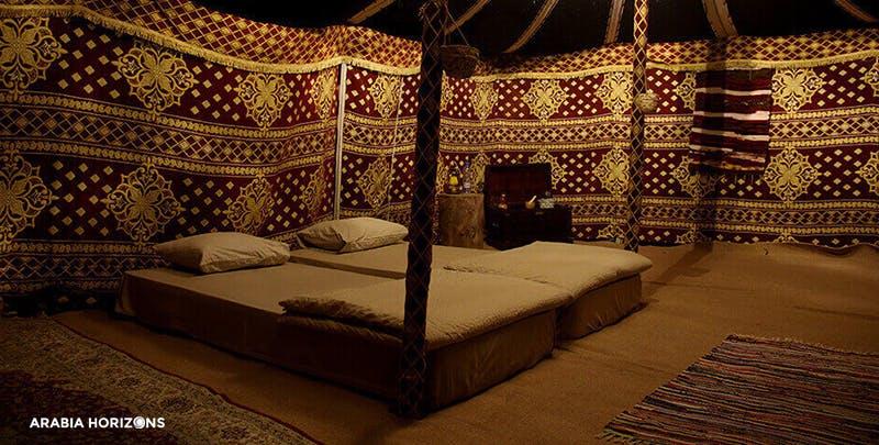 Heritage Overnight Desert Safari