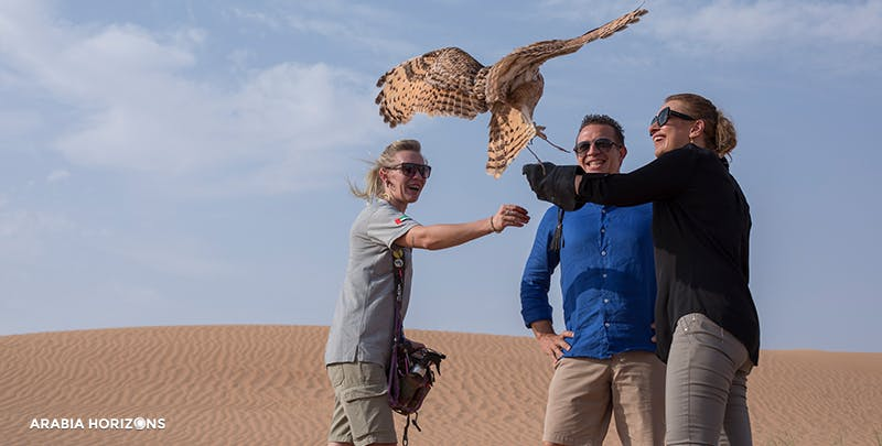 Platinum Falconry with Wildlife Drive