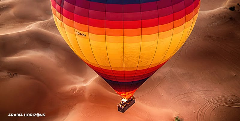 Hot Air Balloon Ride, Vintage Land Rover Drive & Breakfast